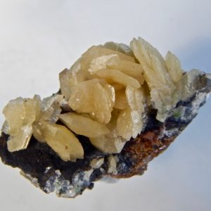 Outstanding specimen of mimetite crystals from Mt Bonny, N.T. Australia.